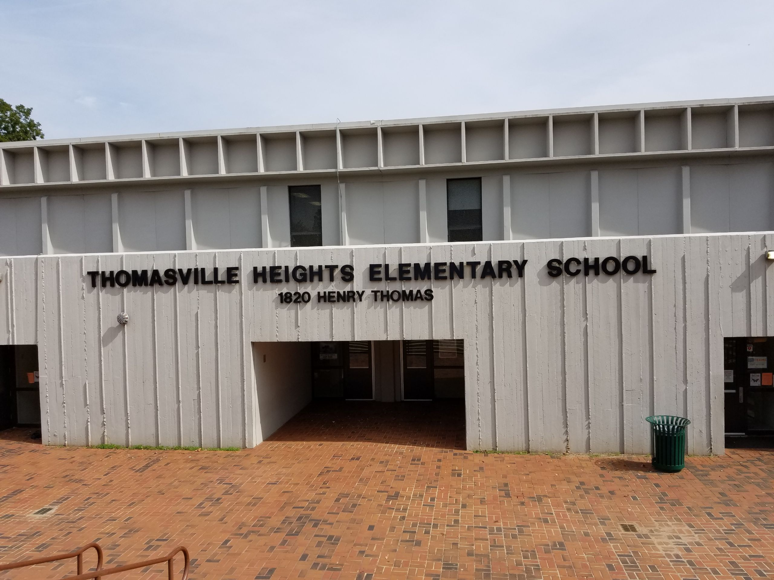 Thomasville grade school 1