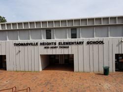 Thomasville grade school 1
