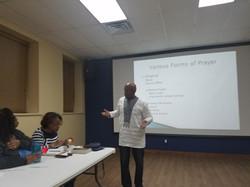 Speaking for the Utreya  Group