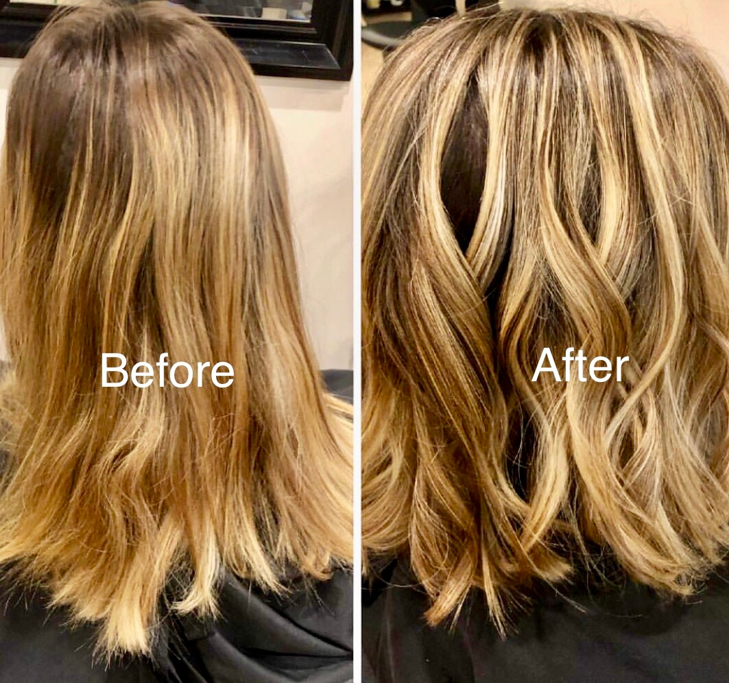 Cut + Color by Austin
