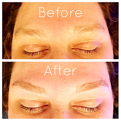 Brow Shaping by Angelina