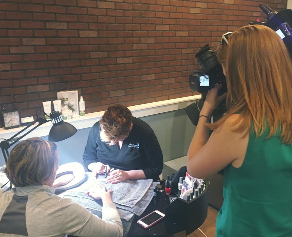 Nails by Tish - as seen on WJCL-News