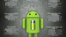 10 Tips para prolongar la vida a la Batería de tu SmartPhone (infografía)