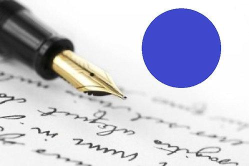 Curso Grafología. Europa, On-line, pago inicial completo