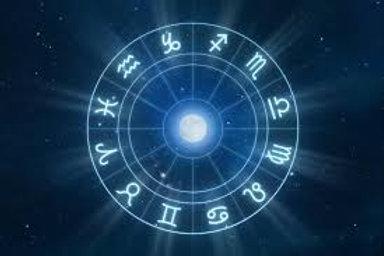 Curso Astrología II. Europa, On-line, pago inicial completo