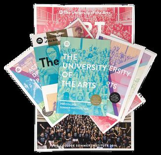 Pre-College Summer Institute 2015-2016 Marketing Materials
