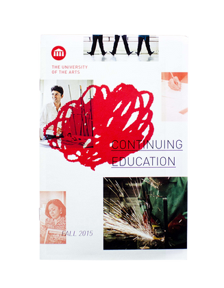 Continuing Education 2015-2016 Marketing Materials