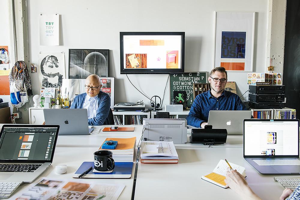 Allan Espiritu and Kevin Kernan, Principals of GDLOFT