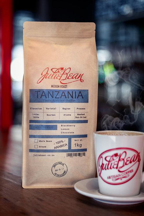 BEANS Tanzania 1kg SINGLE ORIGIN