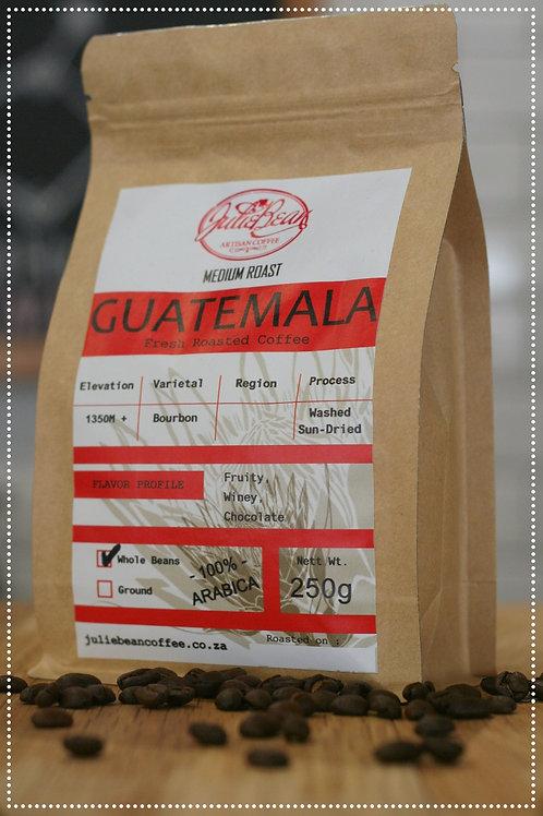 BEANS GUATEMALA 250G SINGLE ORIGIN