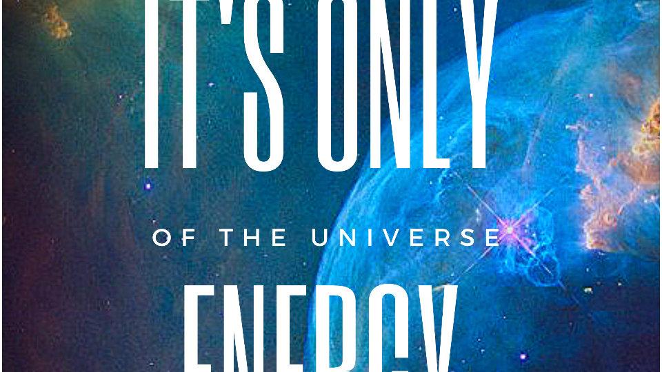 Its Only Energy Workbook (Hardcopy)