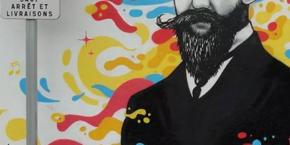 Des couleurs sur les murs, street art à Caen