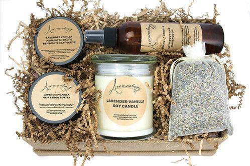 Aromaology Gift Basket