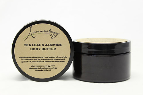 Tea Leaf Jasmine Body Butter