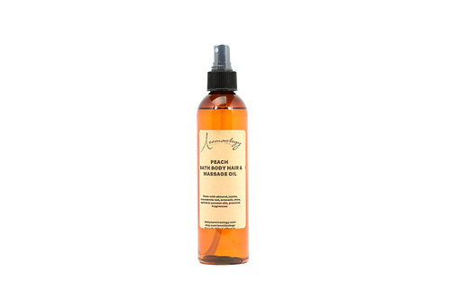 Peach Bath & Body Oil