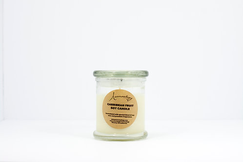 Carribean Fruit Soy Candle