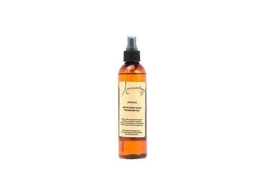 Papaya Bath & Body Oil