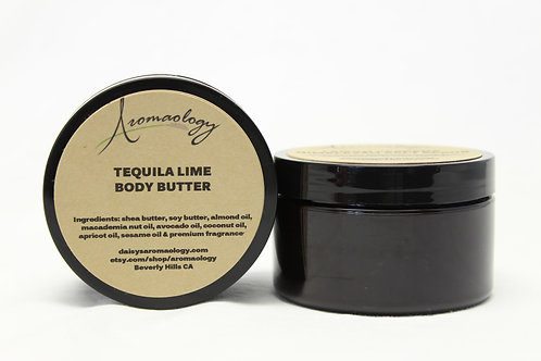 Tequila Lime Body Butter