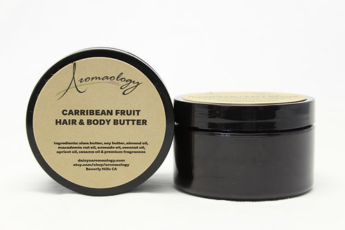 Caribbean Fruit Body Butter