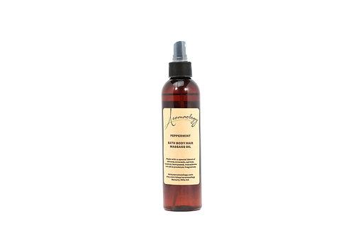 Peppermint Bath & Body Oil