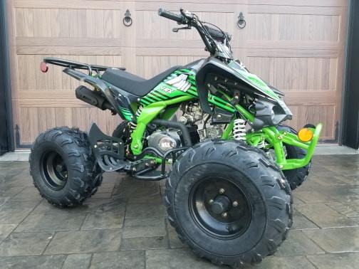 Apollo ATV Green