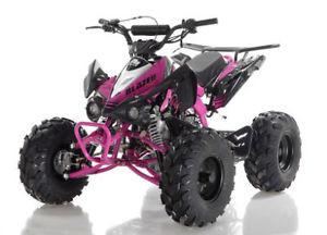 Apollo ATV Pink 2