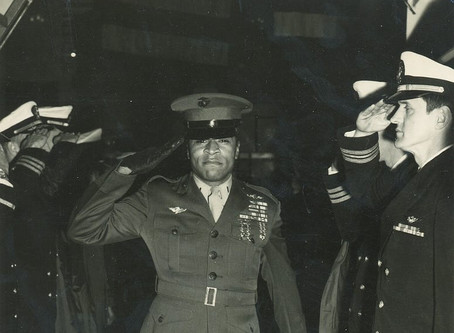 WHO IS MAJ JAMES CAPERS JR.?