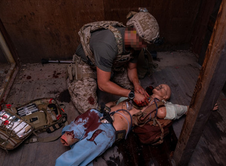 New Spec Ops medic cell to combine SEAL and Corpsman training