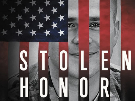 Q&A with Clint Lorance, author of the new book 'Stolen Honor'