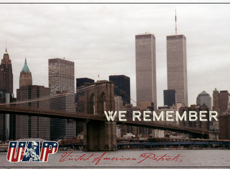 UAP Remembers 9/11