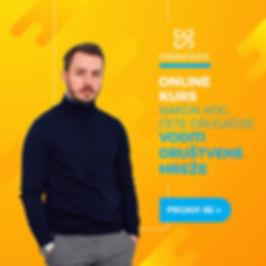Strahinja Calovic online kurs