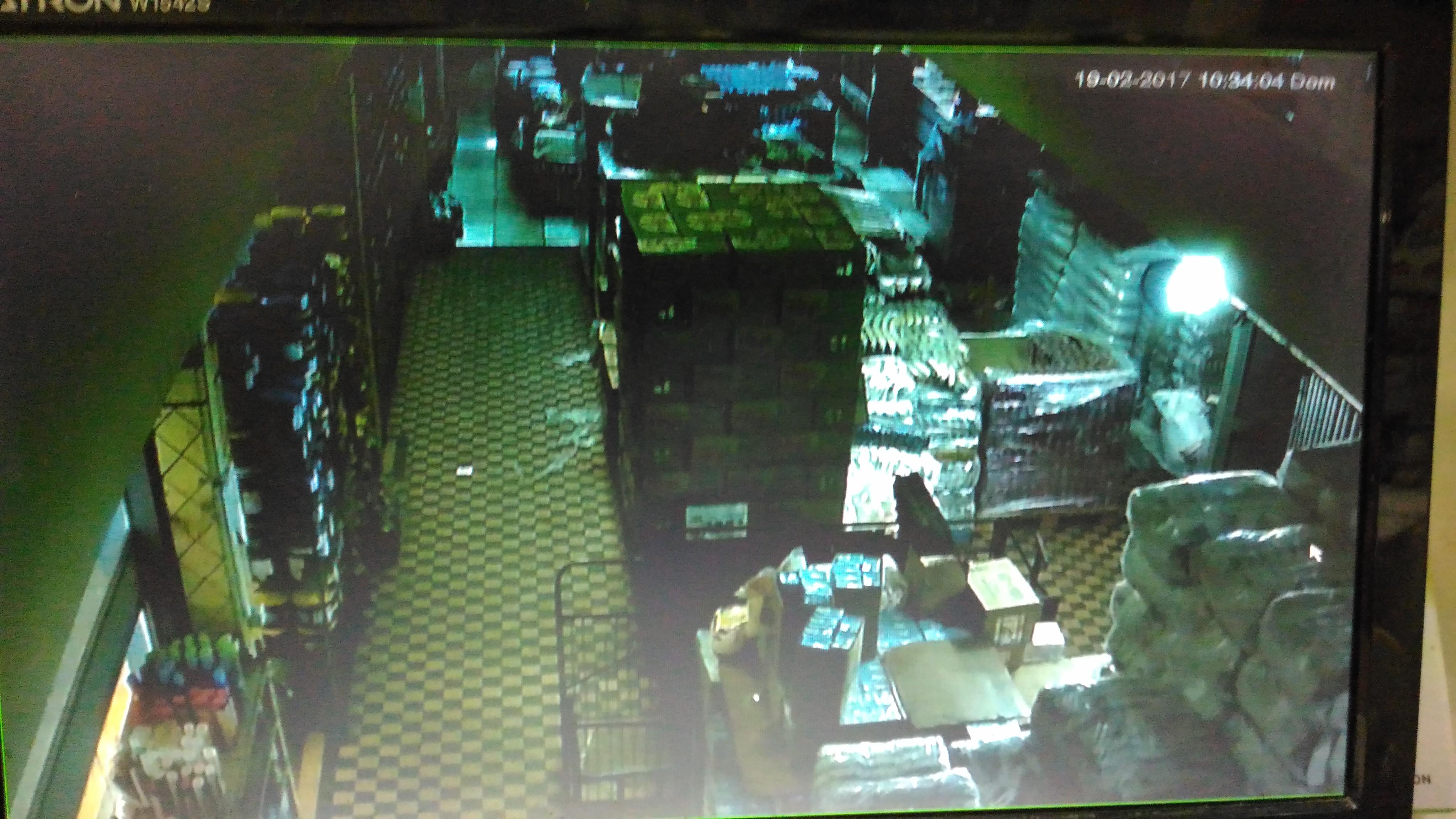 Imagem de monitoramento