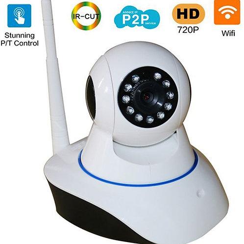 Câmera IP AHD P2P com áudio