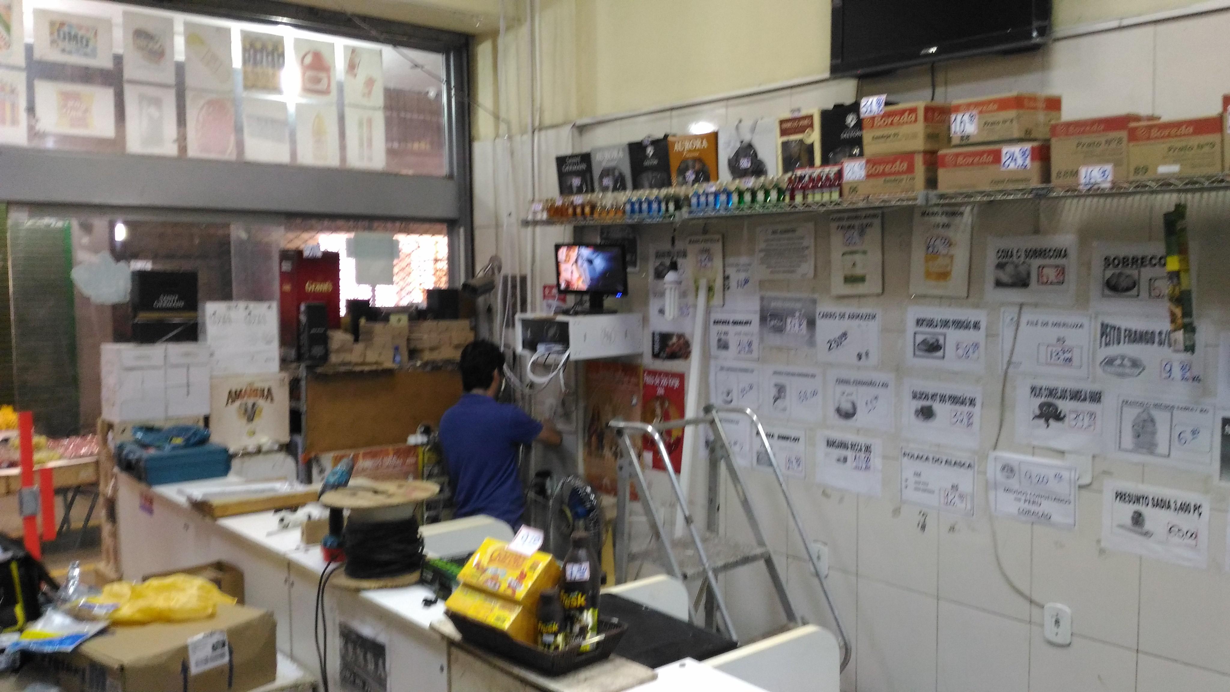Rack Organizador CFTV