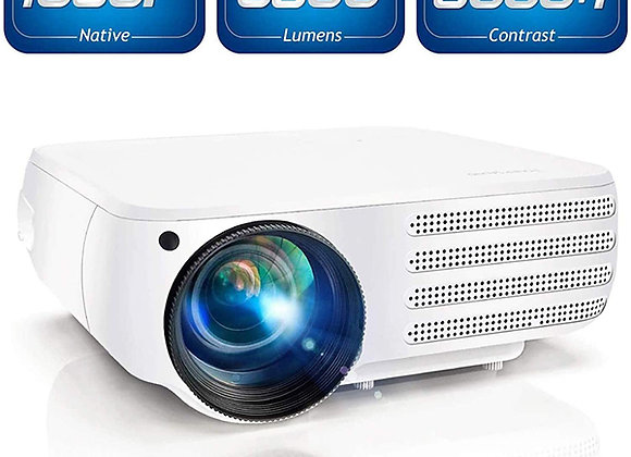 PONER SAUND HIGH DEFINITION PROJECTOR NATIVE 1080P