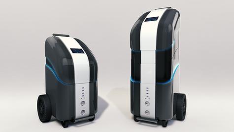 Urban Battery Pack Design