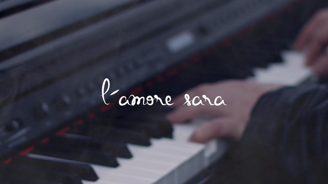 REMO CESARE - L´amore sara