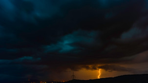 PHOTOGRAPHY THUNDERSTORM