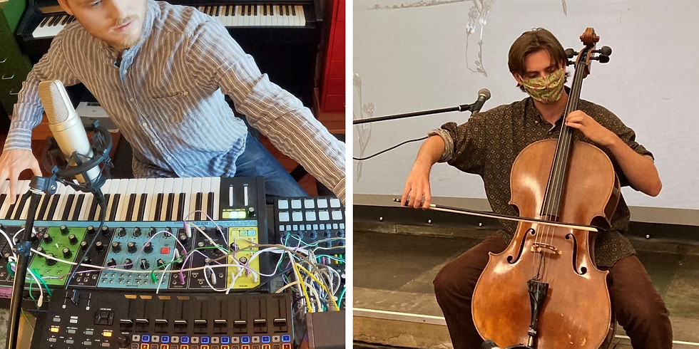Tom Holman-Sheard (inaugural Steve Sykes Memorial Commission) plus Slow Cooked  - Double Bill