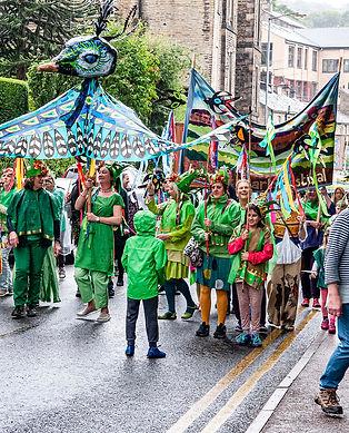 Parade at HAF 2019 photo by Phil Hack.jp
