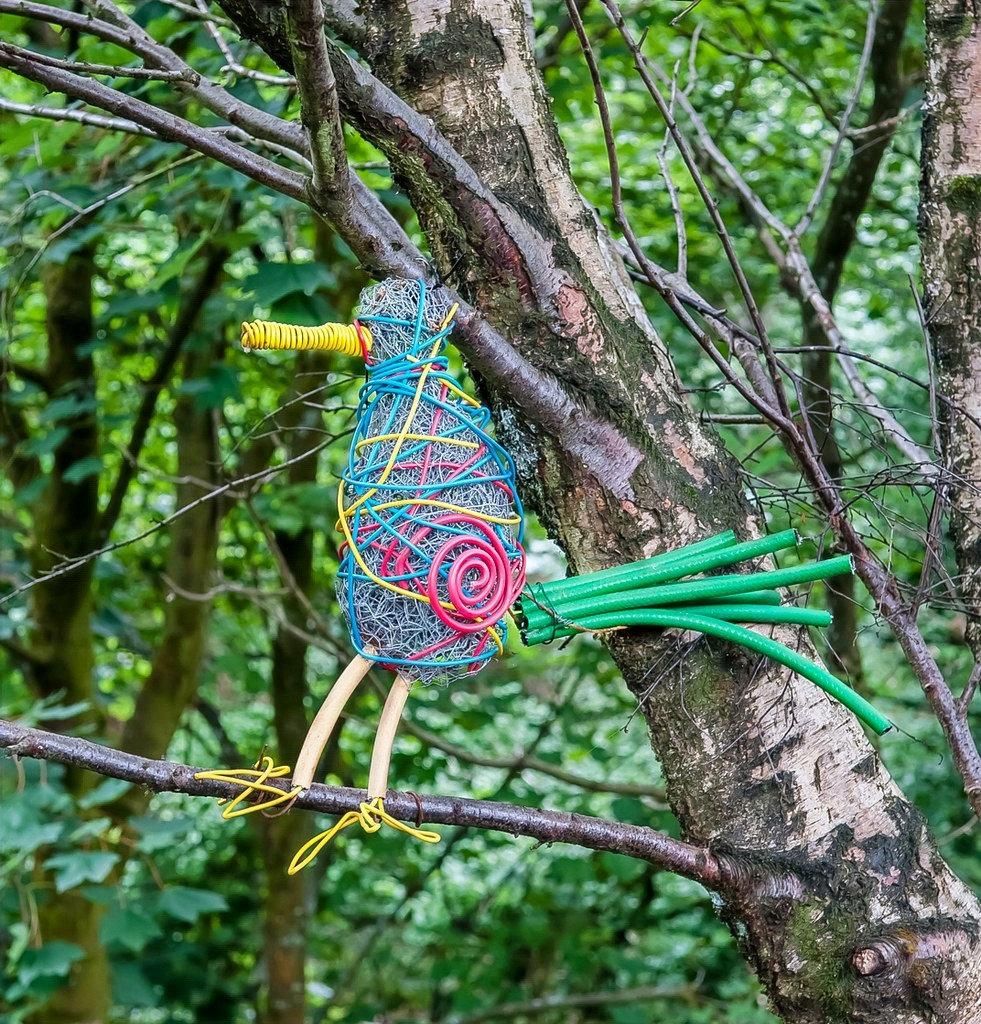Art in the Woods Activities