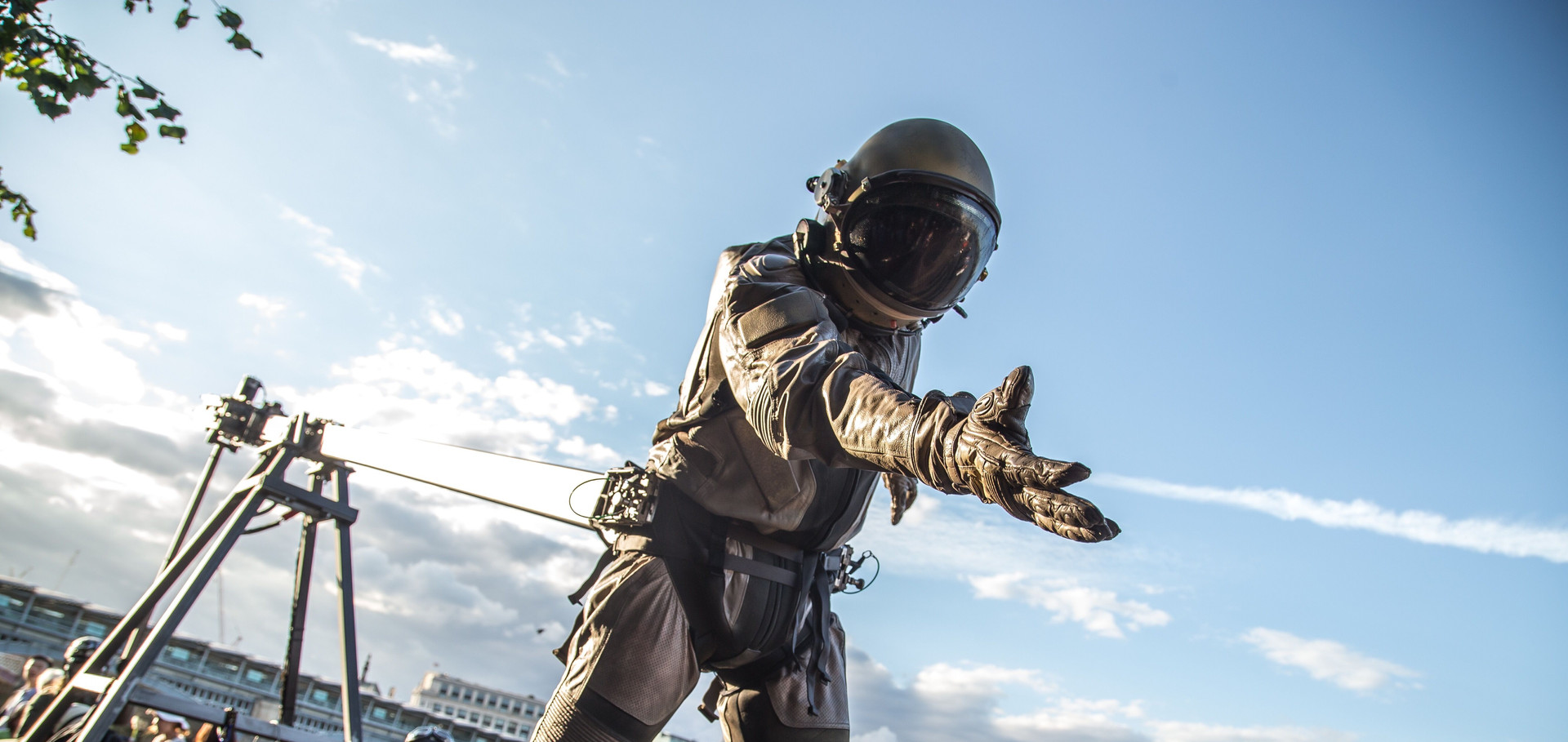 Urban Astronaut by Highly Sprung Performance