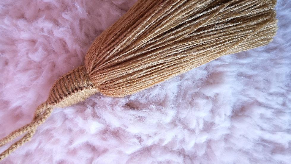 Pompon Beldi en laine Or
