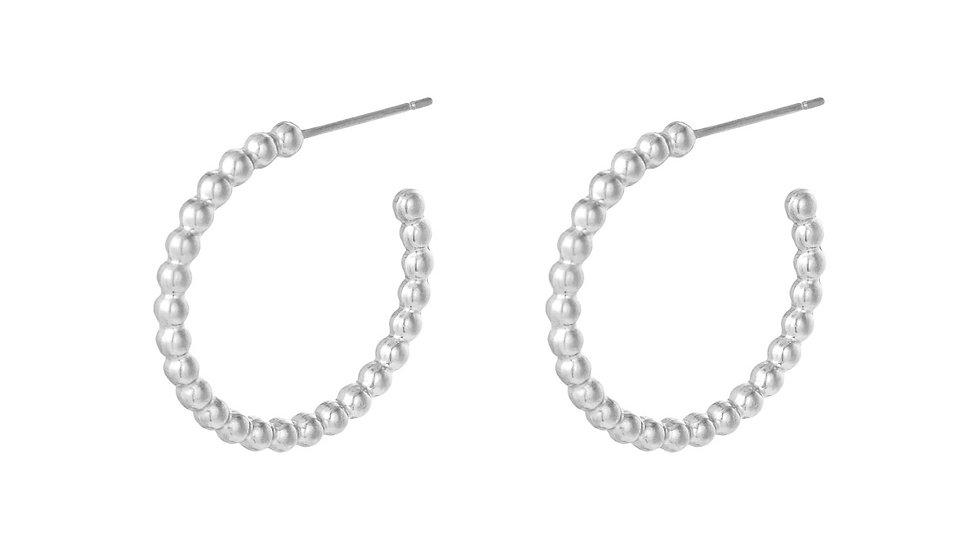Boucles d'oreilles Petites Créoles