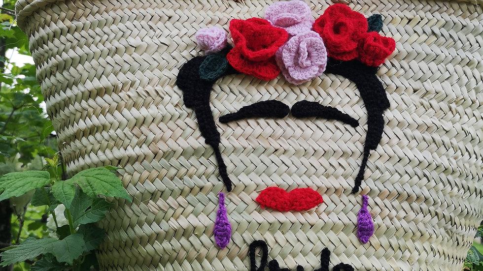 Cabas Frida Kahlo