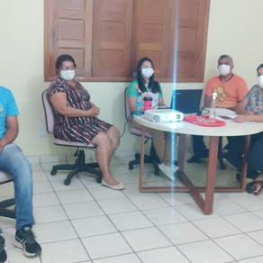 Comitê gestor do programa criança feliz reúnem-se para deliberar suas ações