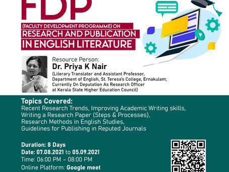 FDP in English Literature