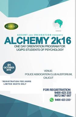 Alchemy 2k16