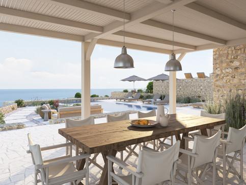 Residences In Mani, Peloponnese