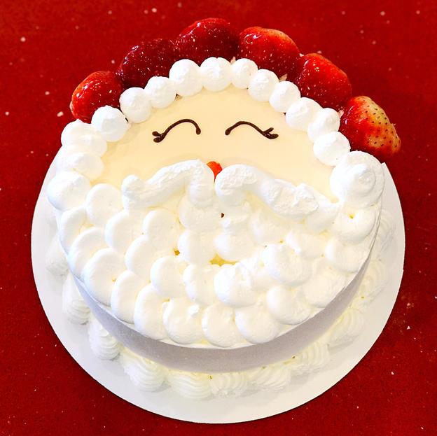 Santa Strawberry Shortcake
